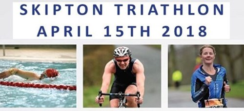 Skipton Triathlon 15th April 2018