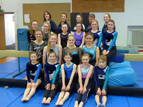Craven Gymnastics Club