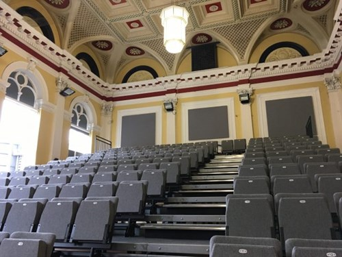 Town Hall seating