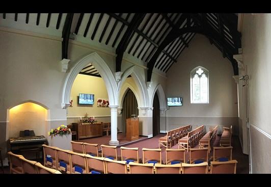 Craven District Council : All about the Crematorium Chapel