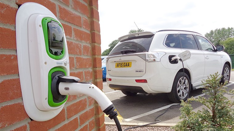 Electric Car Charging Points Plan For Craven