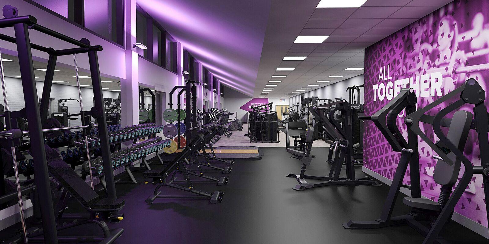buy popular 06a74 6a7e2 Craven District Council   New Gym