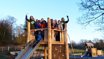 New Aireville Park children's play area is now open!